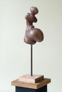 o.T. Terracotta H: 35 cm • 2001